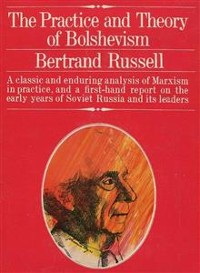 Cover The Practice and Theory of Bolshevism