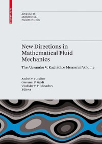 Cover New Directions in Mathematical Fluid Mechanics