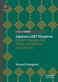 Cover Japanese LGBT Diasporas