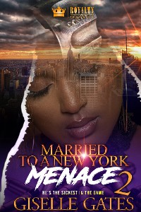 Cover Married To A New York Menace 2