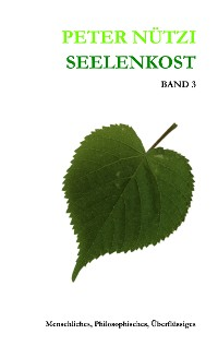 Cover Seelenkost Band 3