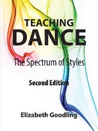 Cover TeachingDance