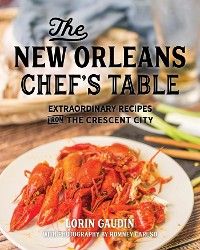 Cover The New Orleans Chef's Table