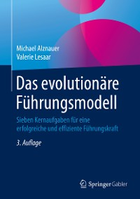 Cover Das evolutionäre Führungsmodell
