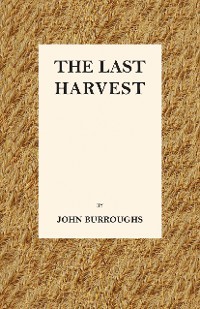 Cover The Last Harvest