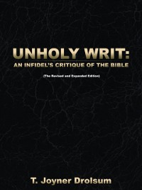 Cover Unholy Writ: