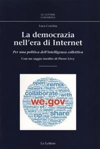 Cover La democrazia nell'era di internet