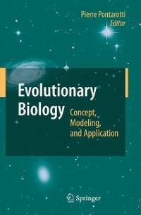 Cover Evolutionary Biology