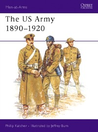 Cover US Army 1890 1920
