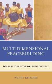 Cover Multidimensional Peacebuilding
