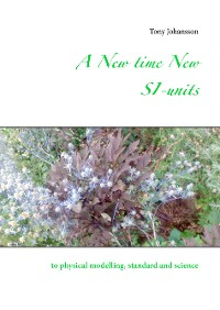 Cover A New time New SI-units