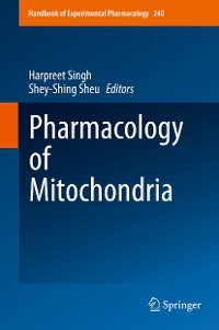 Cover Pharmacology of Mitochondria