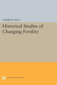 Cover Historical Studies of Changing Fertility