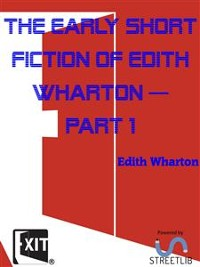Cover The Early Short Fiction of Edith Wharton