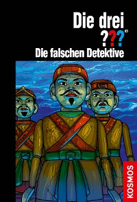 Cover Die drei ??? Die falschen Detektive (drei Fragezeichen)