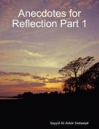 Cover Anecdotes for Reflection Part 1