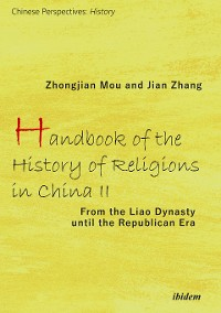 Cover Handbook of the History of Religions in China II