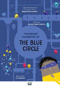 Cover The Secret Handbook of the Blue Circle