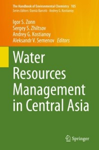 Cover Water Resources Management in Central Asia