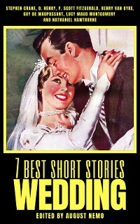 Cover 7 best short stories - Wedding