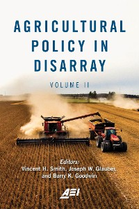 Cover Agricultural Policy in Disarray