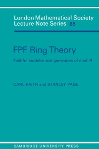 Cover FPF Ring Theory
