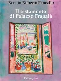 Cover I Testamento di Palazzo Fragalà