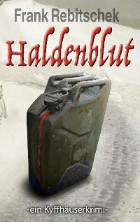 Cover Haldenblut