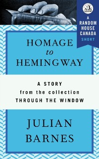 Cover Homage to Hemingway