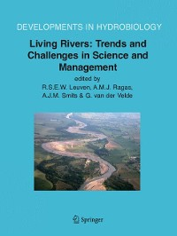 Cover Living Rivers: Trends and Challenges in Science and Management