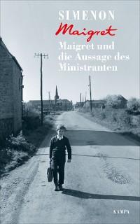 Cover Maigret und die Aussage des Ministranten