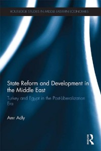 Cover State Reform and Development in the Middle East