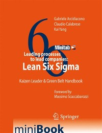 Cover Leading processes to lead companies: Lean Six Sigma