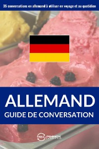 Cover Guide de conversation en allemand