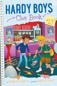 Cover Robot Rescue!