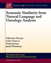 Cover Semantic Similarity from Natural Language and Ontology Analysis