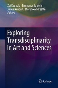 Cover Exploring Transdisciplinarity in Art and Sciences