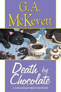 Cover Death By Chocolate