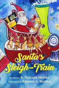 Cover Santa's Sleigh Train