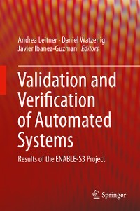 Cover Validation and Verification of Automated Systems