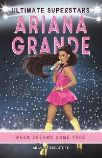 Cover Ultimate Superstars: Ariana Grande