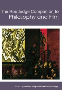 Cover Routledge Companion to Philosophy and Film
