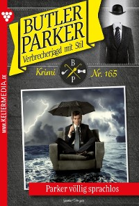Cover Butler Parker 165 – Kriminalroman