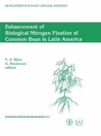 Cover Enhancement of Biological Nitrogen Fixation of Common Bean in Latin America
