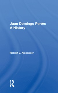 Cover Juan Domingo Peron