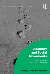 Cover Disability and Social Movements