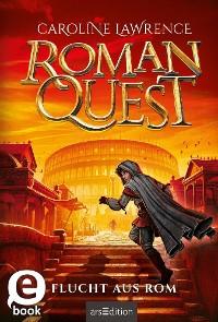 Cover Roman Quest - Flucht aus Rom