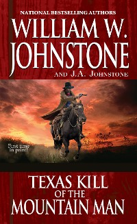 Cover Texas Kill of the Mountain Man