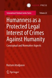 Cover Humanness as a Protected Legal Interest of Crimes Against Humanity