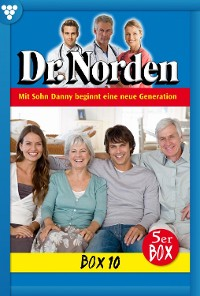 Cover Dr. Norden Box 10 – Arztroman